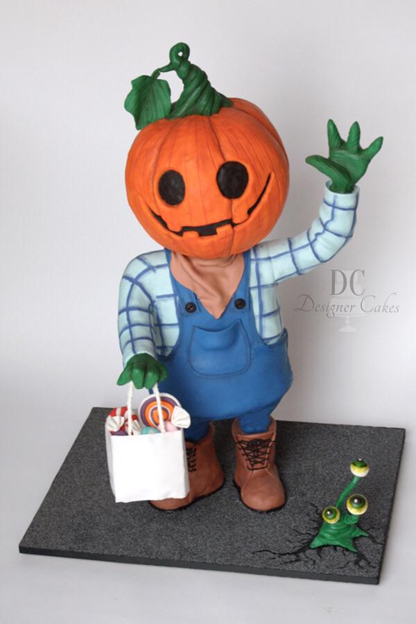 HalloweenBobbleheadCake4