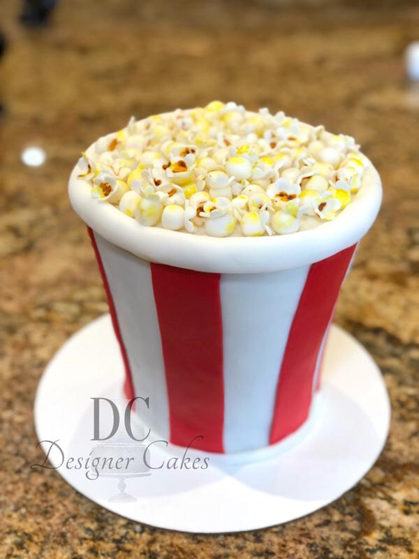 PopcornBucketCake
