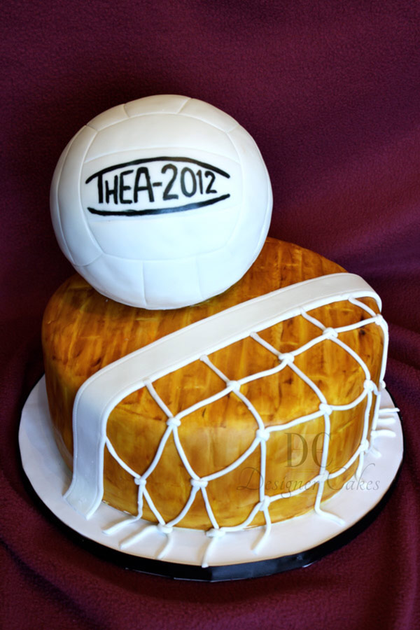 VolleyballGradCake